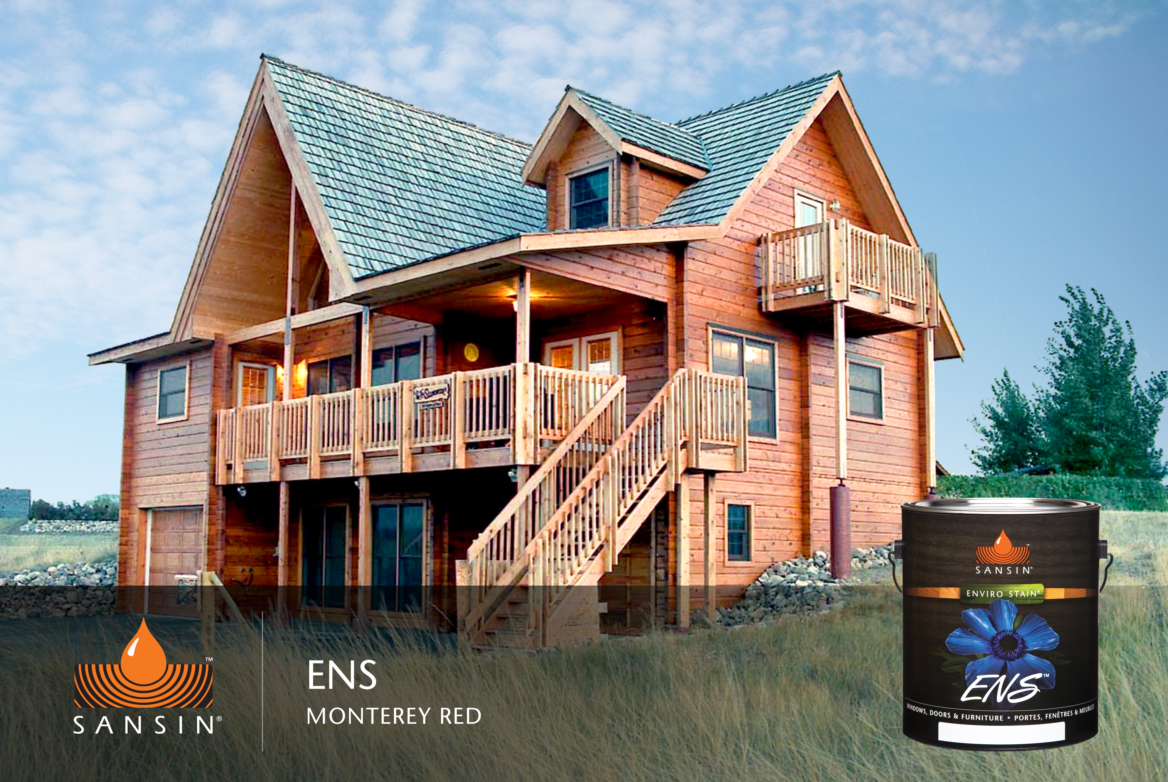 Swell Log Homes Exterior Finishes Sansin Com Largest Home Design Picture Inspirations Pitcheantrous