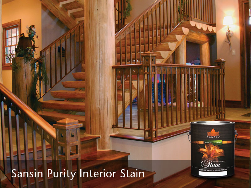 PURITY STAIN | The Sansin Corporation