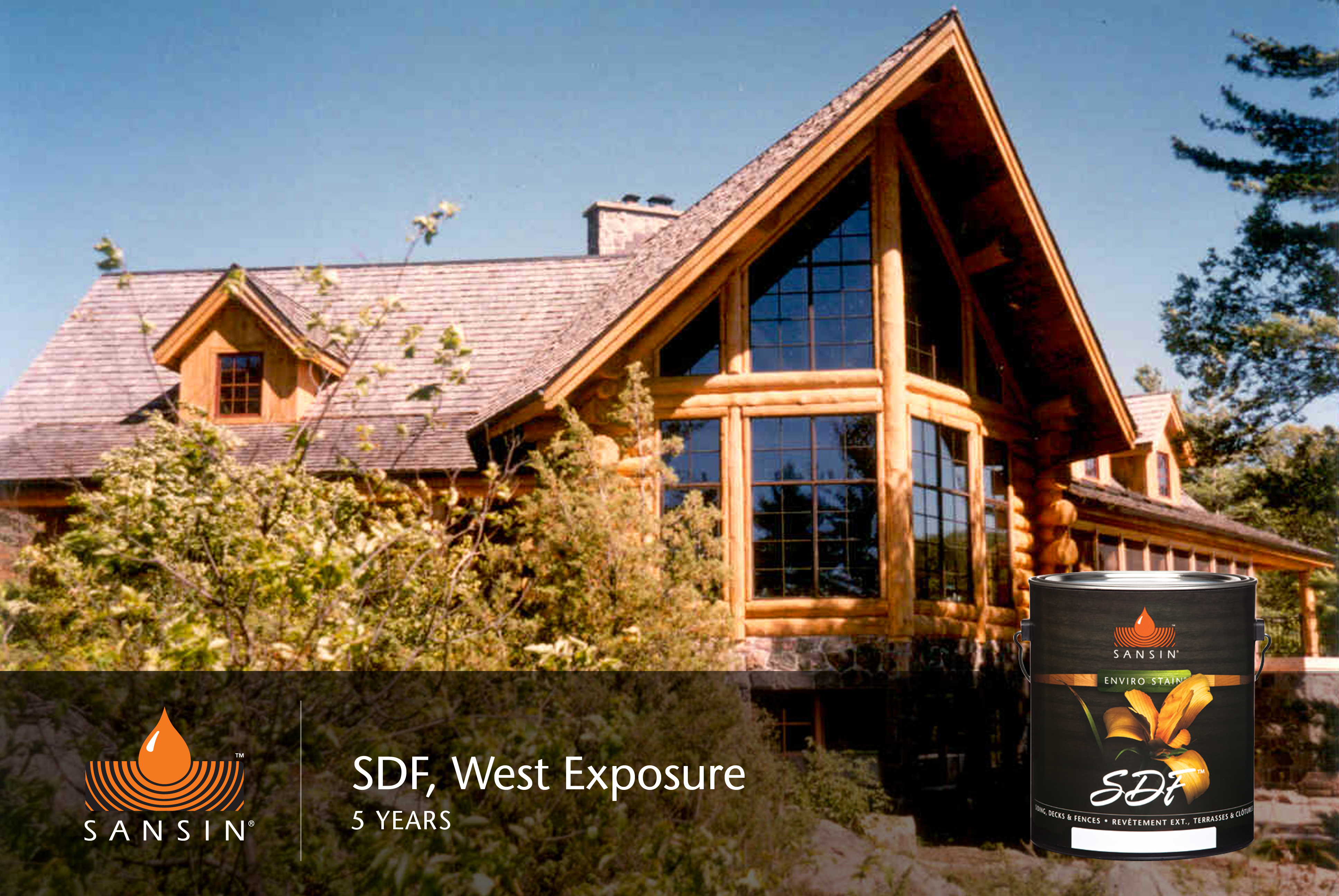 Cool Log Homes Exterior Finishes Sansin Com Largest Home Design Picture Inspirations Pitcheantrous