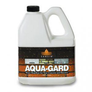 AQUA-GARD bottle