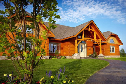 Log Homes