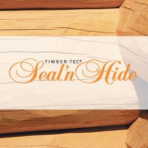 Seal 'N Hide logo