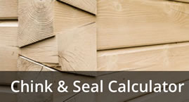Chinking & Sealant Calculator
